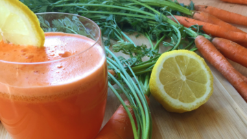 Carrot juice Featured Image recipe